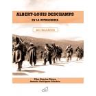 Albert-Louis Deschamps en la retaguardia del ejército franquista