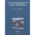 Estudio comparativo preliminar de la entonación de Canarias, Cuba y Venezuela