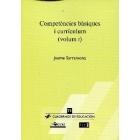 Competencies basiques I Curriculum .Vol 1