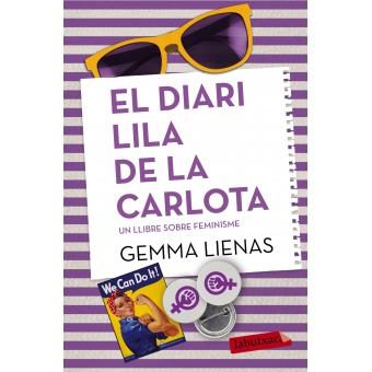 El diari lila de la Carlota (butxaca)