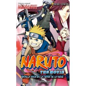 Naruto: ¡La batalla ninja en la tierra de la nieve!