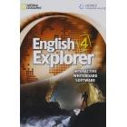 English Explorer 4: Interactive Whiteboard CD-ROM