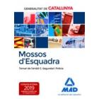 Mossos d`Esquadra. Temari de l´àmbit C: Seguretat i Policia 2019