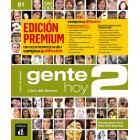 Gente Hoy 2 libro del alumno PREMIUM. B1