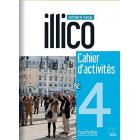 Illico 4: Cahier d'Activites + CD Audio