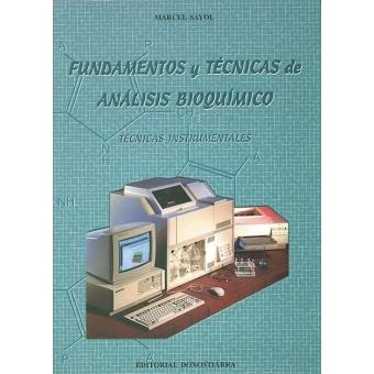 Fundamentos y técnicas de análisis bioquímico