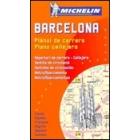 Barcelona.Plànol de carrers.Plano callejero  (Planos con espiral)