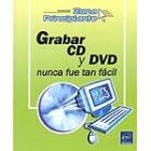 Grabar cd y dvd nunca fue tan facil