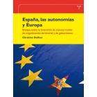 España, las autonomías y Europa