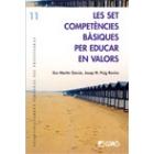 Set competències básiques per educar en valors