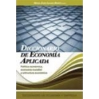 Diccionario de economía aplicada