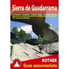 Sierra de Guadarrama -La Pedriza-Peñalara-Cuerda Larga-La Mujer Muerta- 50 excursiones. Guía excursionista