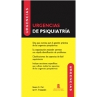 Manual Urgencias de psiquiatría