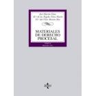 Materiales de Derecho procesal. Tomo III. Proceso penal