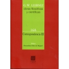 Obras filosóficas y científicas, vol. 16A: Correspondencia III (G.W.Leibniz-Johann Bernouilli/G.W.Leibniz-B. de Volder)