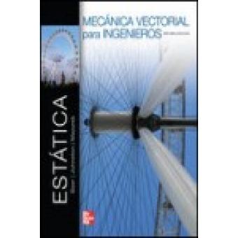 Estática. Mecánica vectorial para ingenieros