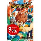 Pack Inazuma Go 1+2