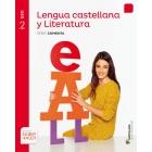 LENGUA CASTELLANA Y LITERATURA SERIE COMENTA 2 ESO SABER HACER