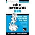 Guía de Conversación Español-Hindi y Vocabulario Temático de 3000 Palabras