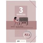 Gramatika. Lan-koadernoa 3 (A2-1). Aditza + Bestelakoak