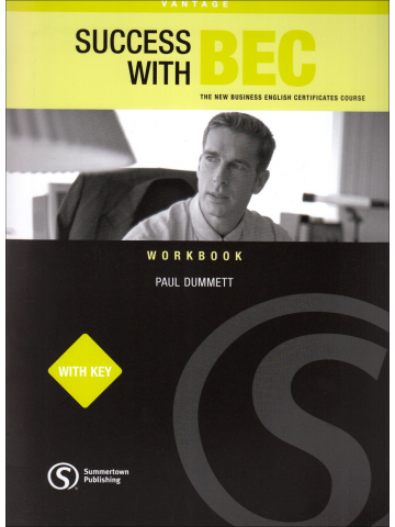 Success With Bec Vantage Workbook With Answer Key