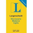 Diccionario Moderno inglés/español