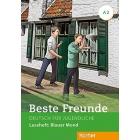 Beste Freunde. Deutsch für Jugendliche. A2 Leseheft: Blauer Mond