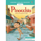 Pinocchio (Usborne English Readers Level 2 A2)