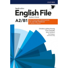 English File 4th edition - Pre-Intermediate - Teacher's guide + Teacher's resource Pack