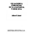 Gramàtica essencial de la llengua catalana