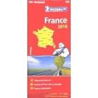Francia Atlas (formato mapa) 723 1/1.000.000