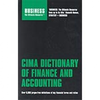 Dictionary of Finance and Accounting CIM