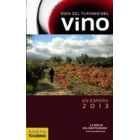 Guia del turismo del Vino en España-2013
