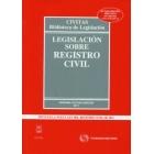 Legislación sobre Registro Civil (28 ed.) 2011