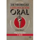 Curso técnicas comunicación oral