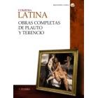 Comedia latina: obras completas de Plauto y Terencio