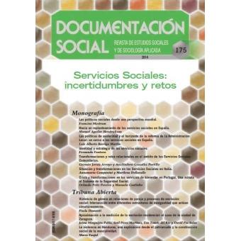 Servicios Sociales: incertidumbres y retos
