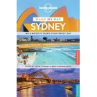 Sidney/Sydney (Make My Day) Lonely Planet (inglés)