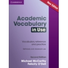 Academic Vocabulary in Use with Answers. 2n Edition