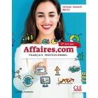 Affaires. Niveau Avancé B2-C1 - 3ª Edition (+ CD)