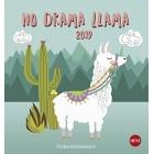 Lama Postkartenkalender - Kalender 2019