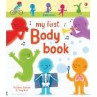 My First Body Book (My First Books)