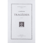 Tragèdies. Vol. V: Electra. Heràcles