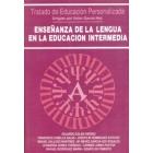 Enseñanza de la lengua en la educación intermedia