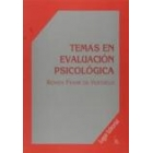 Temas en evaluación psicológica