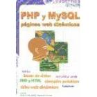 PHP y MySQL páginas web dinámicas
