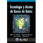 Tecnología y diseño. Bases de datos