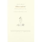 Obra entera. Poesía y prosa (1958-1995)