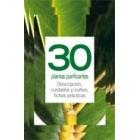 30 plantas purificantes. Fichas