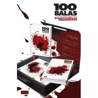 100 balas -Maletín-